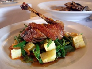 french-cooking-roast-duck