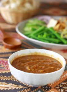 peanut sauce recipe