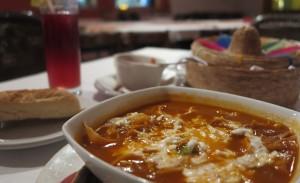 Суп ацтеков