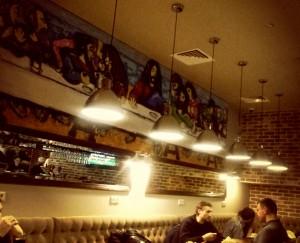 Cafezinho do Brasil бразильский ресторан в Москве