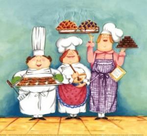 как научиться вкусно готовить? статья по психологии