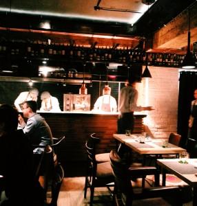 рецензия на винный бар touche москва