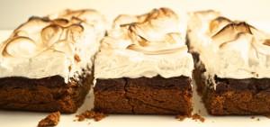 Рецепт американского десерта -торта St.mores