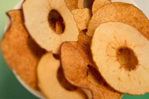 рецепт приготовления яблочных чипсов