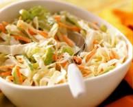 пошаговый рецепт салата из капусты коул слоу