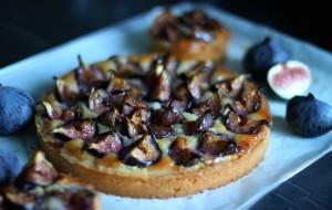 Пошаговый рецепт и способ приготовления очень вкусного тарта с инжиром