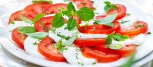 пошаговый рецепт и способ приготовления итальянской закуски капрезе