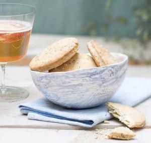 рецепт бретонских печений с водорослями