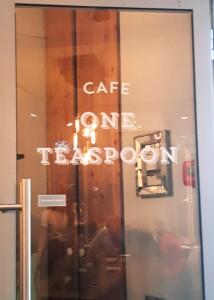рецензия на ресторан one teaspoon
